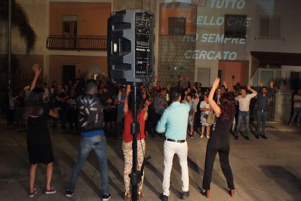 Musicisti serenata provincia di Lecce