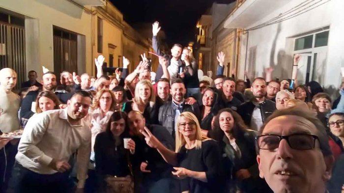 Serenata sposa martano Lecce