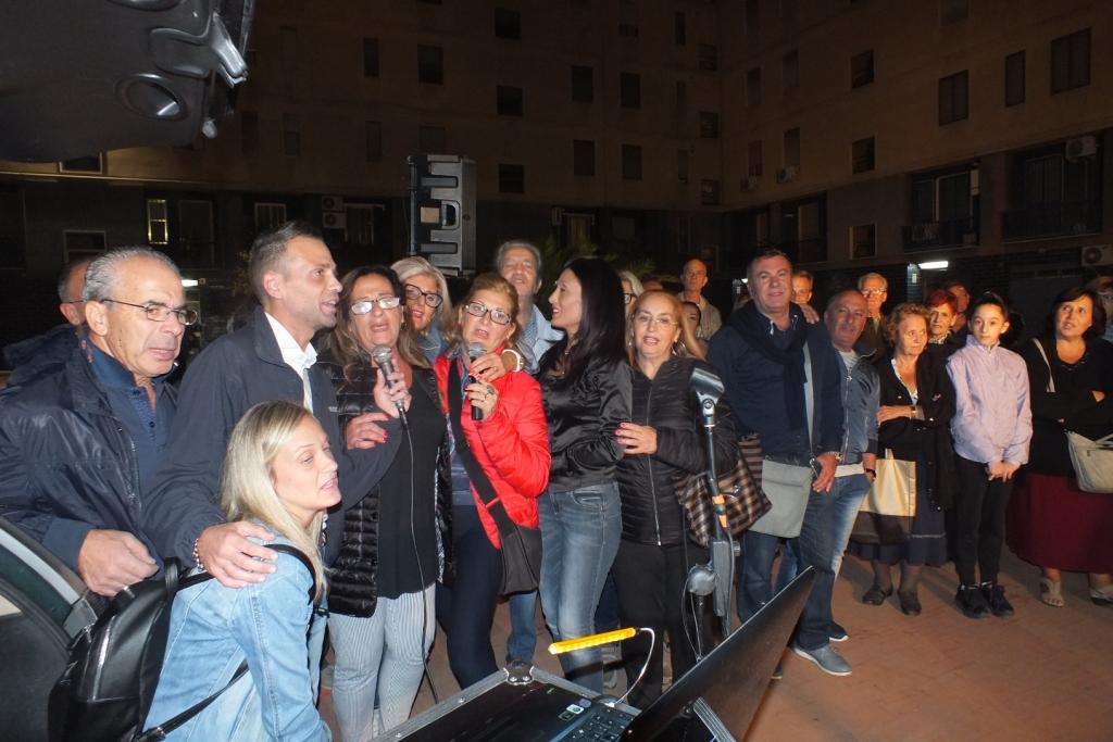 La serenata a Foggia