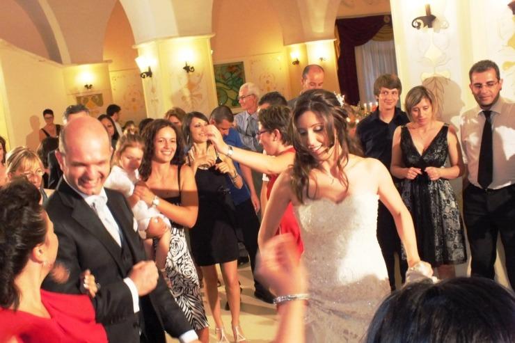 Paolo e Dalila Live animazione matrimonio Brindisi