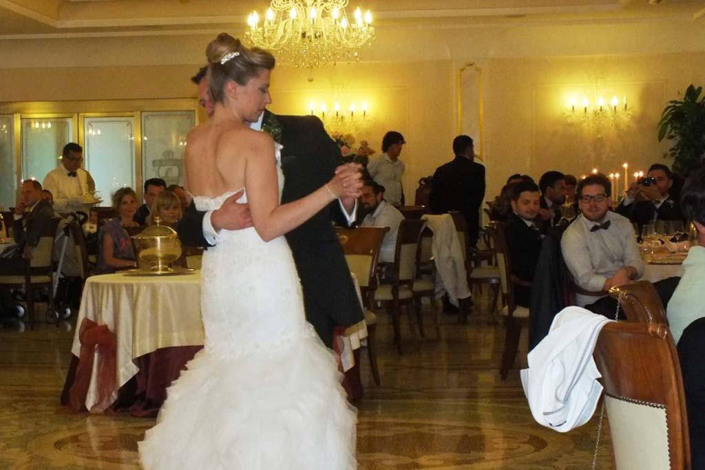 Augustus Resort musica matrimonio