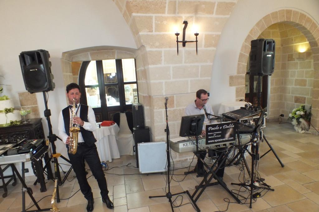 Band per la musica dei matrimoni Taranto