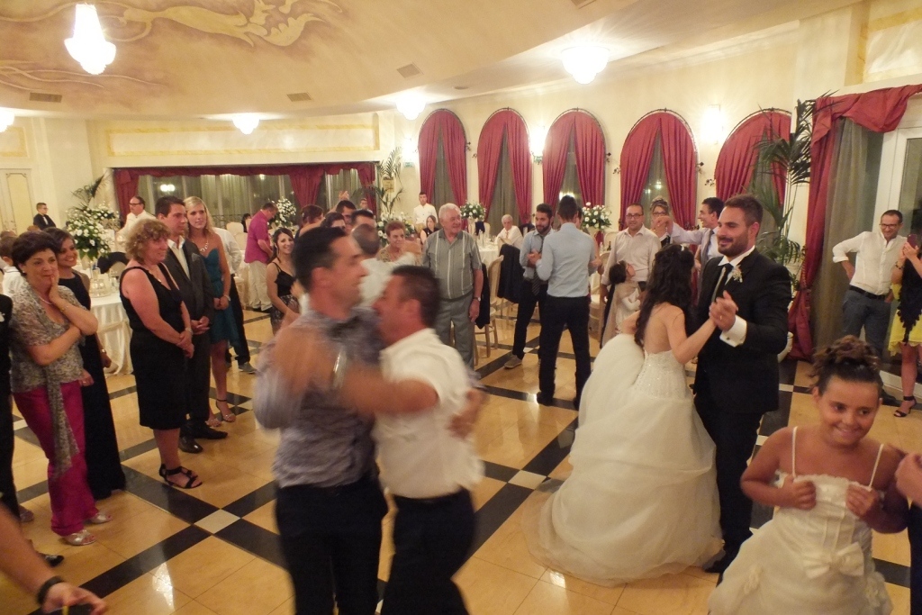Matrimonio Lecce gruppo musicale per la musica e il divertentismo del matrimonio