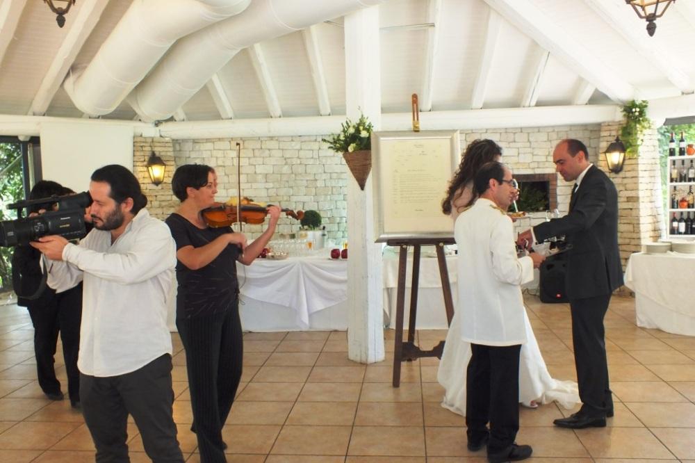 Matrimonio in provincia di Brindisi con la musica dei gruppi musicali più famosi
