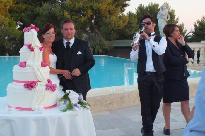 Gruppi musicali con sassofonista per matrimonio Taranto