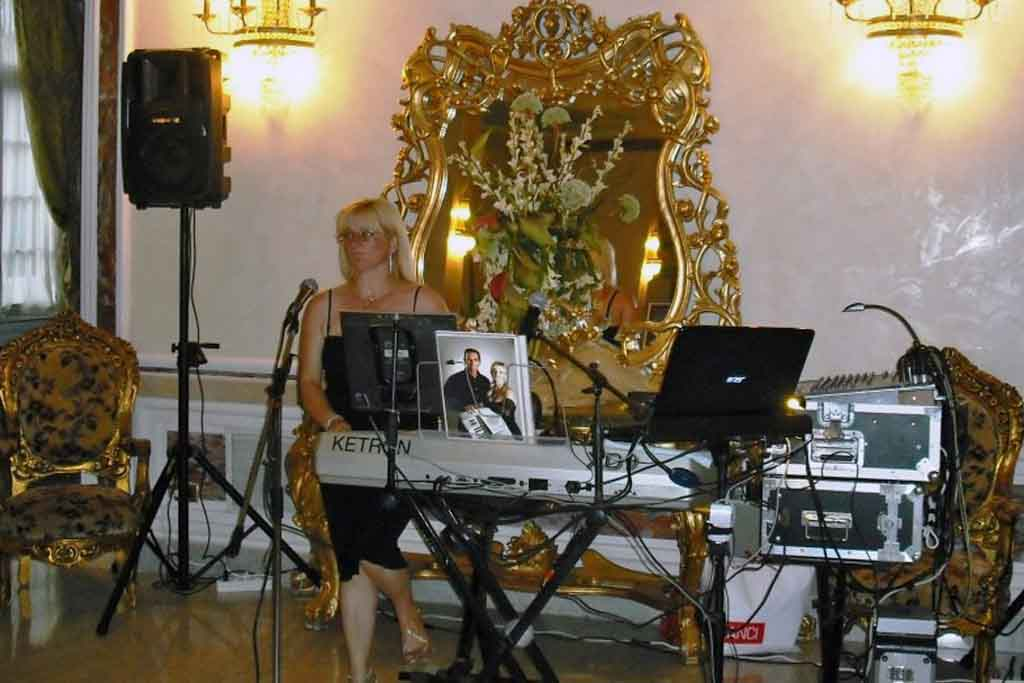 Gruppo Live musica matrimonio Bari