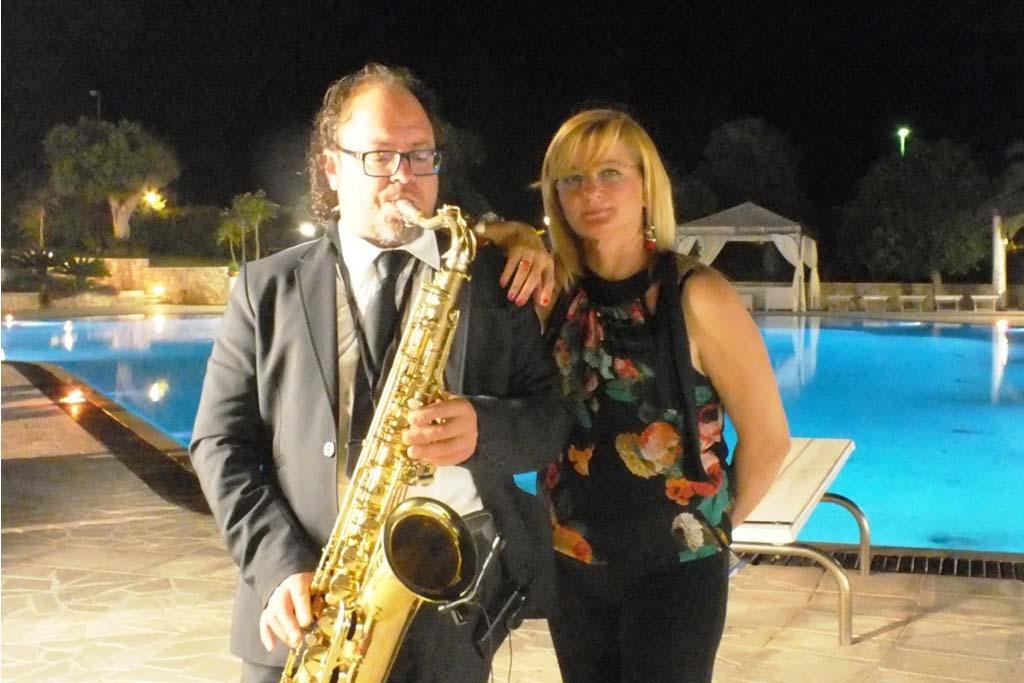 Gruppo musicale matrimonio Augustu Resort