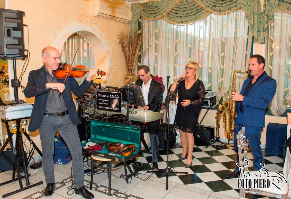 Gruppo musicale per matrimoni Puglia