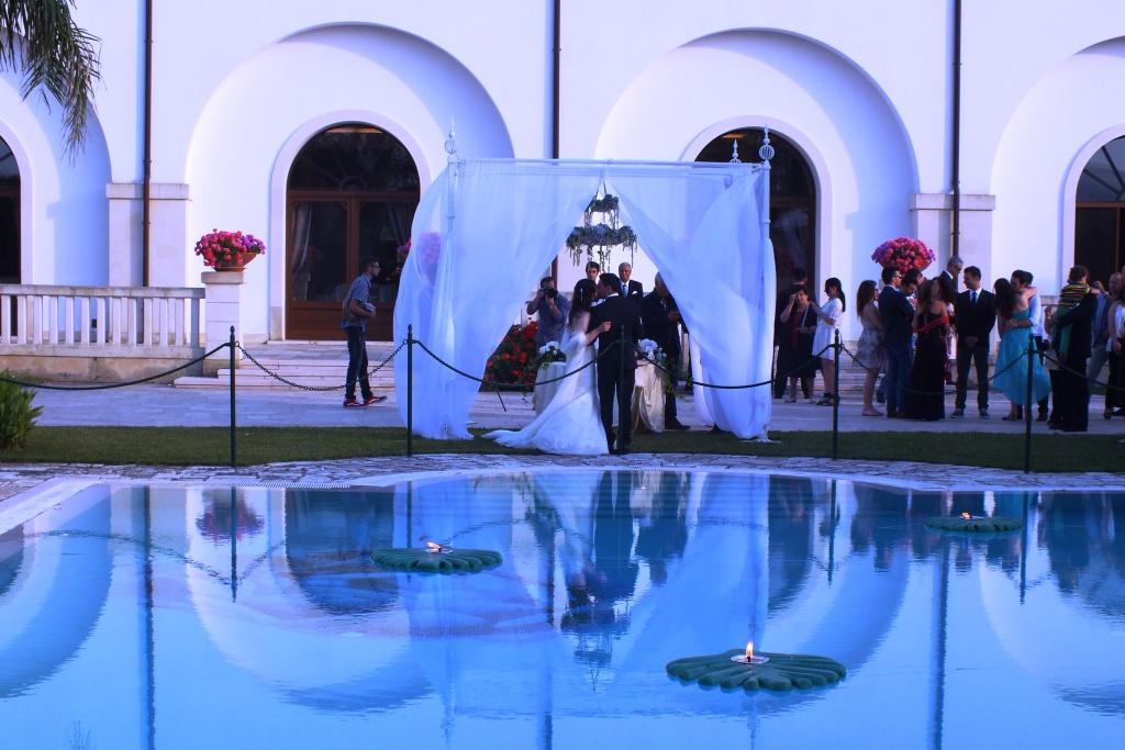 Matrimonio a Tenuta Mascarini con il gruppo musicale di Paolo e Dalila Live