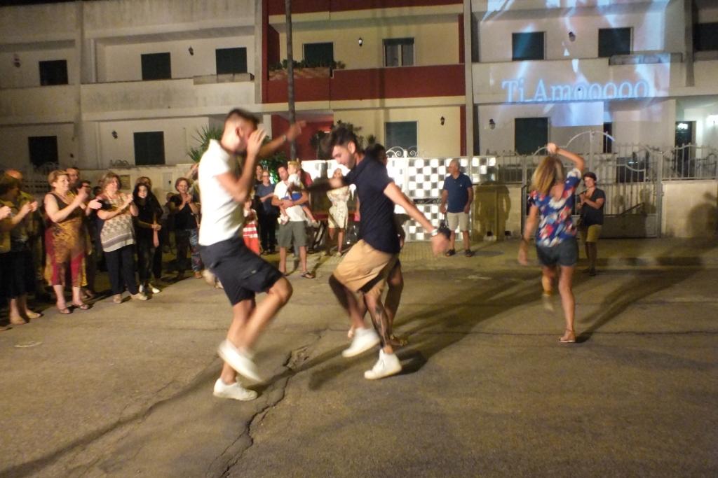 Gruppo musicale che organizza la serenata a Lecce e Provincia