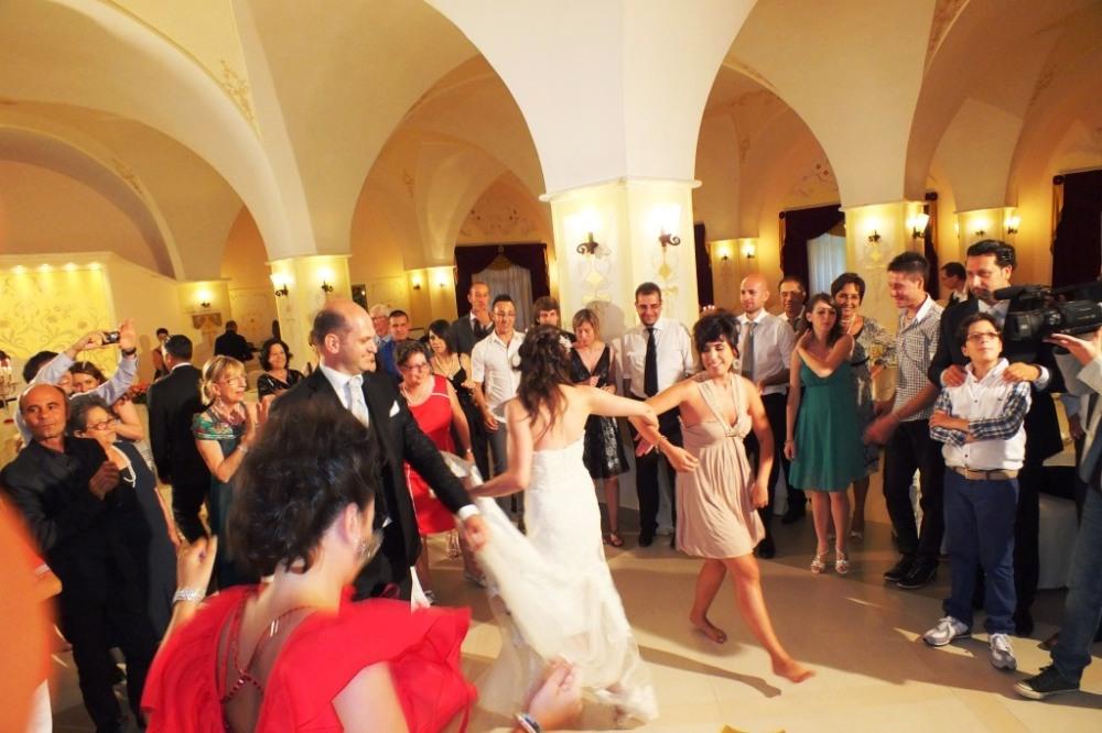 Matrimonio al Vittoriano a Latiano Prov. di Brindisi