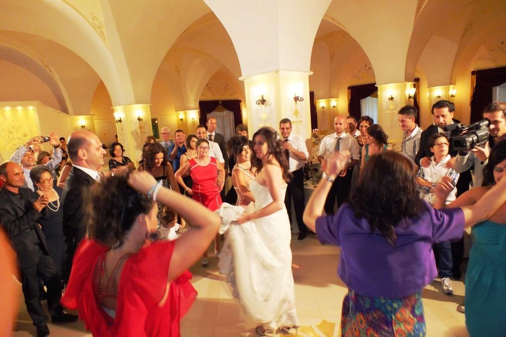 Il vittoriano matrimonio in Provincia di Brindisi