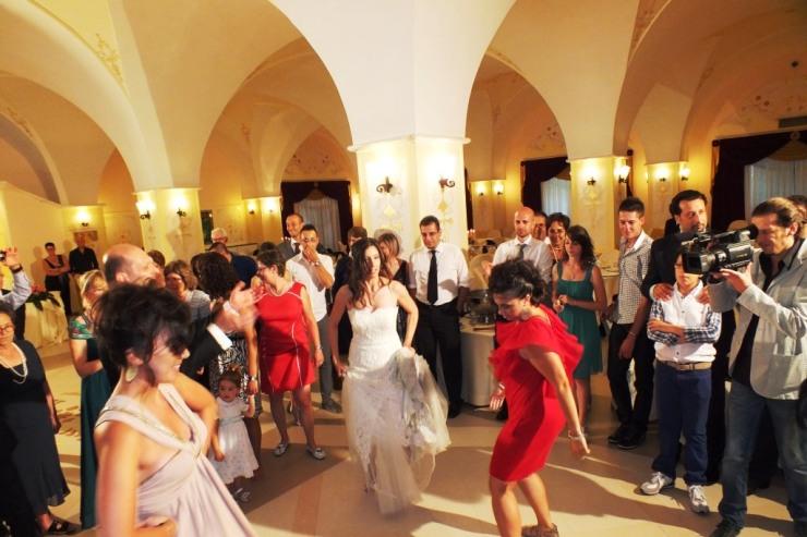 Gruppo per intrattenimento matrimonio Brindisi