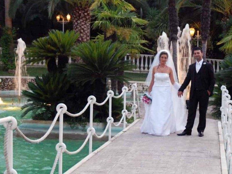 Lo smaraldo ricevimenti matrimonio a Canosa