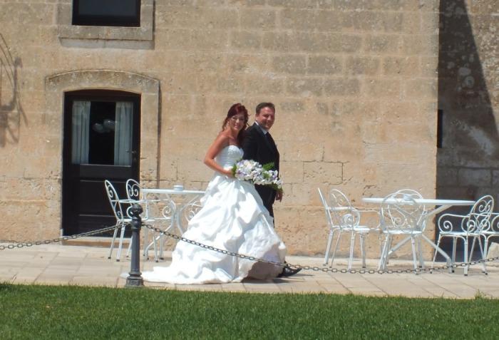 matrimonio Masseria Li Surii