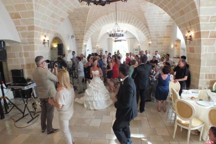 Matrimonio Taranto, masseria Li surii a Manduria