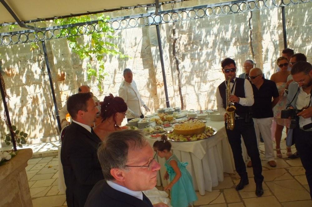 Matrimonio Masseria Li Surii a manduria