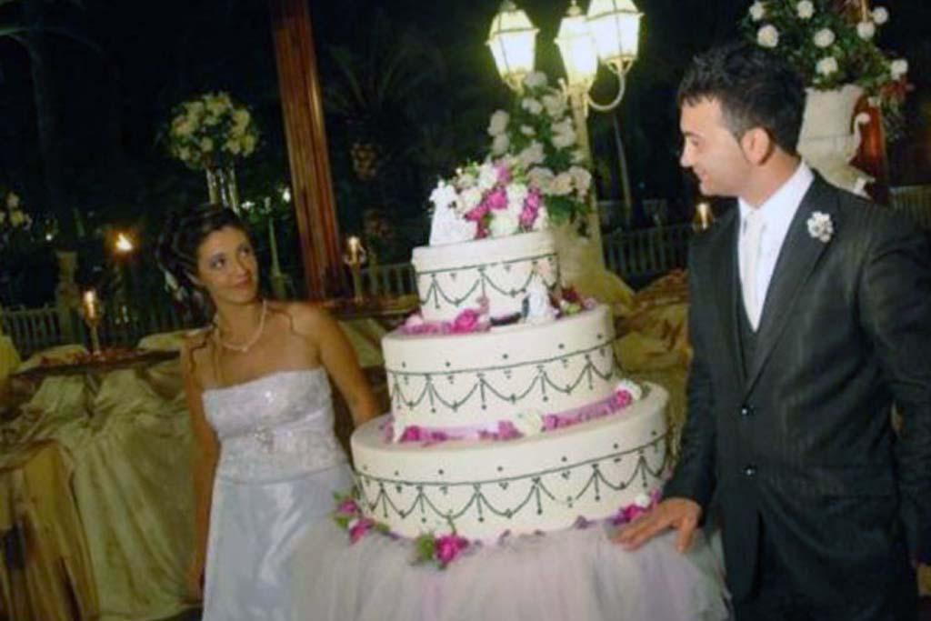 Matrimonio a Canosa di Puglia con la musica di Paolo e Dalila