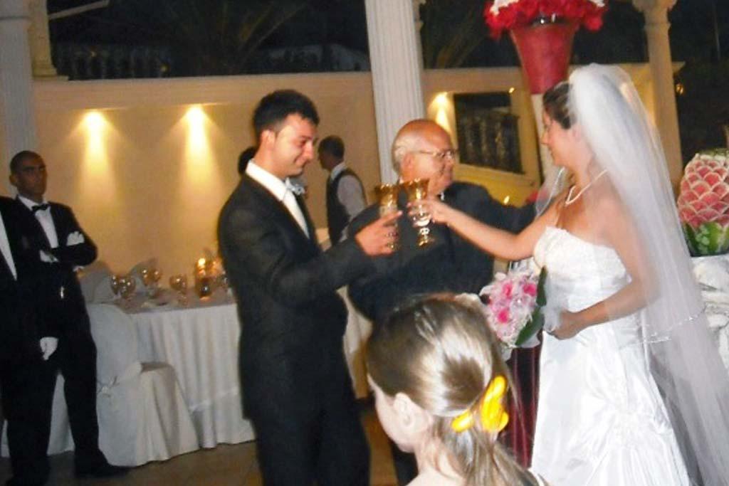 Lo Smeraldo Ricevimenti In Puglia matrimonio con la musica di Paolo e Dalila Live