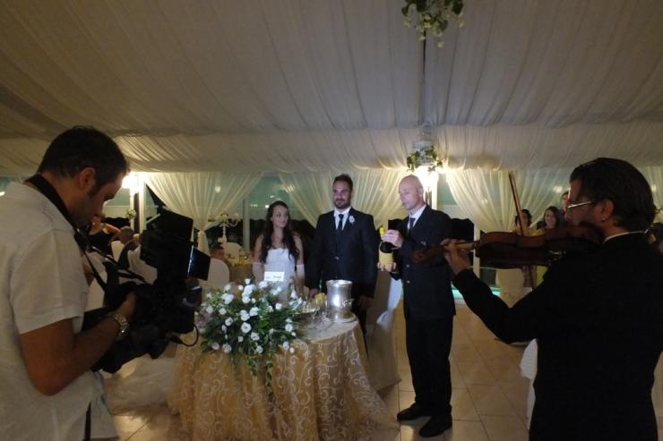 Mulle e una notte Sternatia matrimonio