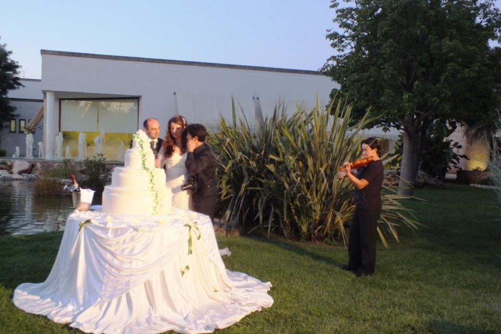 Gruppo musicale con violinoper la musica del matrimonio a Brindisi e Provincia