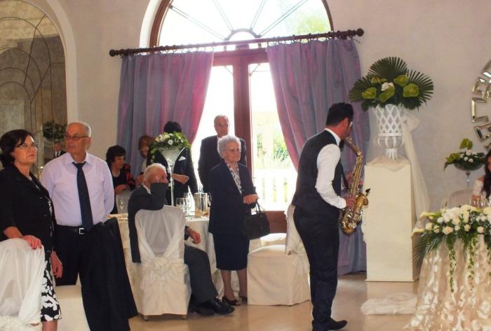 Gruppo di musicisti per la musica matrimonio Lecce