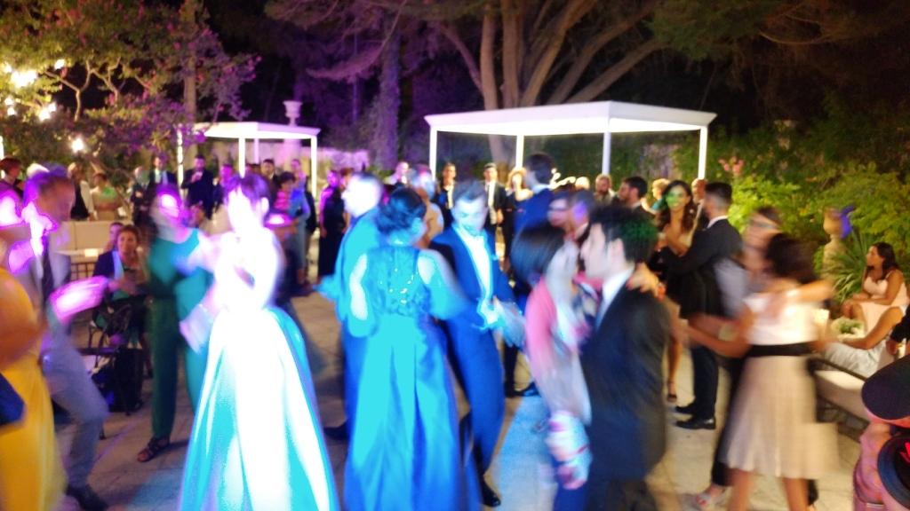 Musica divertentismo per matrimonio Lecce