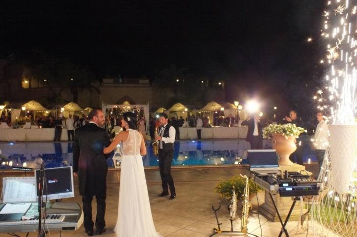 San Giorgio Resort musica per matrimonio