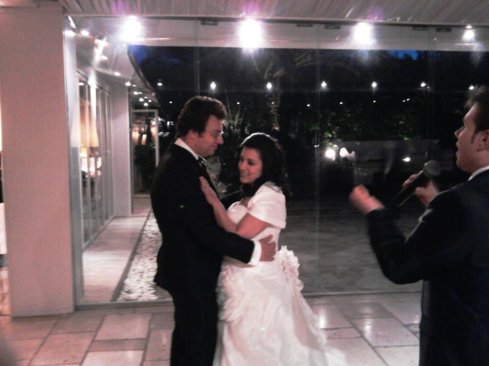 Ricevimento matrimonio Bari con la musica curata dal gruppo di musicisti di Paolo e Dalila Live