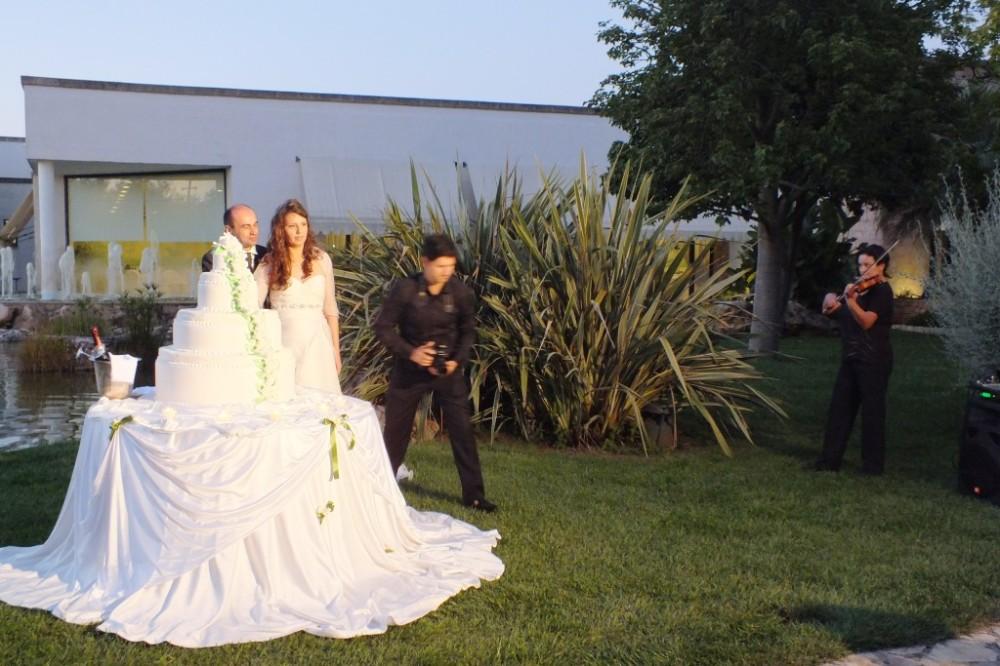 musicisti professionisti per la musica matrimonio Brindisi