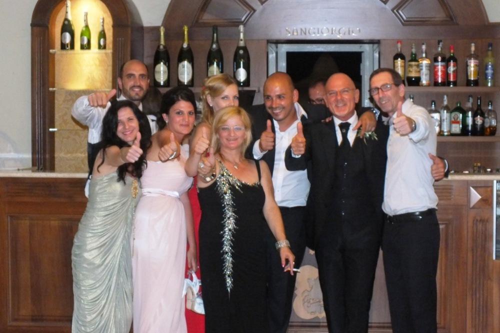Musica matrimonio San Giorgio Resort