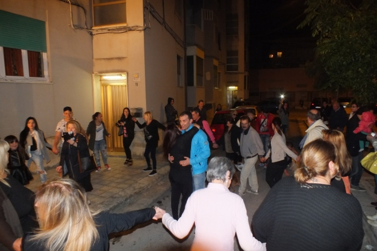Paolo e Dalila Live musicisti che organizzano la musica per la serenata a Brindisi