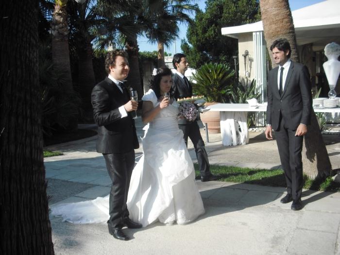 Matrimonio plenilunio alla fortezza bari
