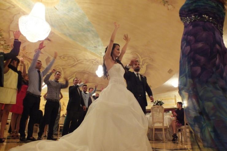 Mille e una notte matrimonio