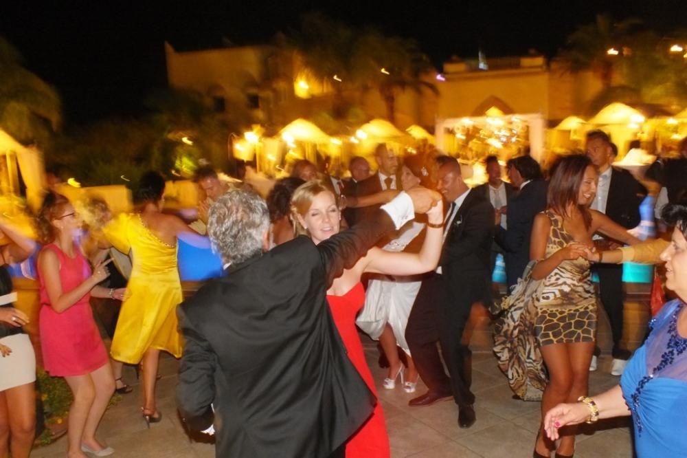 Animazione matrimonio Lecce ricevimento al san giorgio Resort