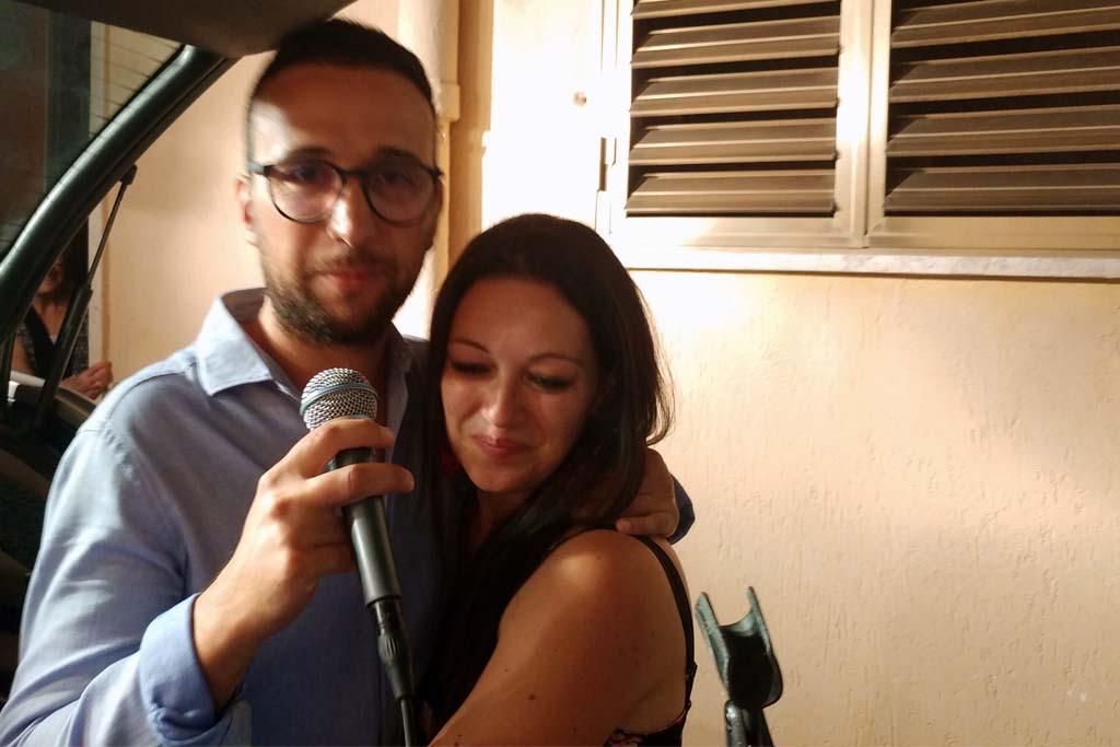 Serenata a Turi Bari