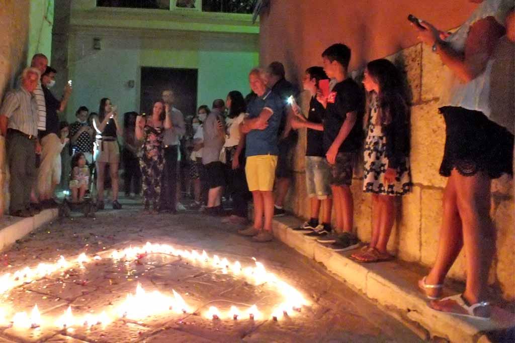 Serenata originale a Turi in provincia di Bari