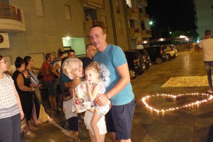 Serenata prematrimoniale a Taranto
