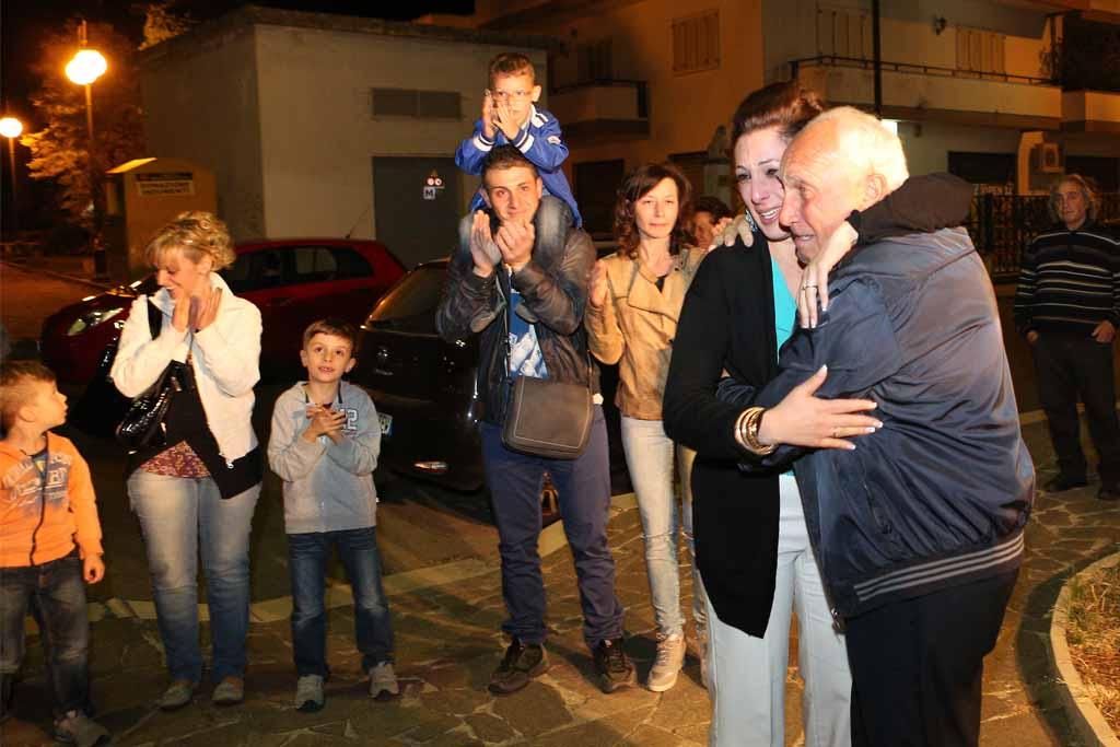 Serenata sposa a Castromediano Cavallino Lecce