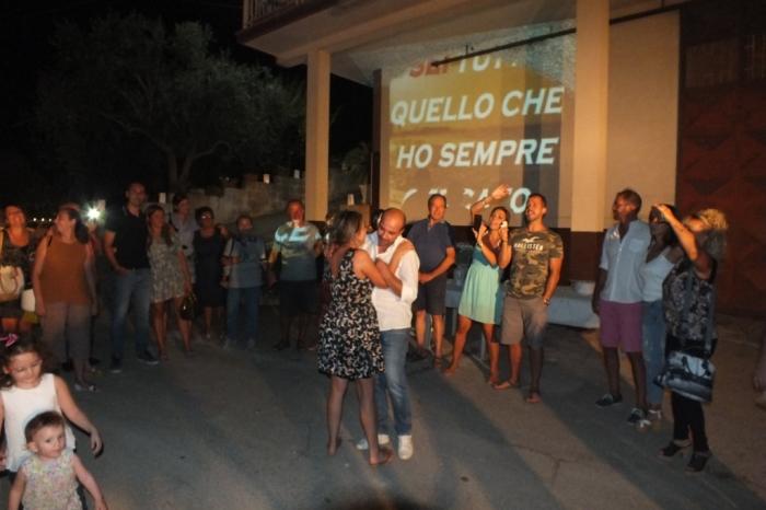 villa Castelli la serenata