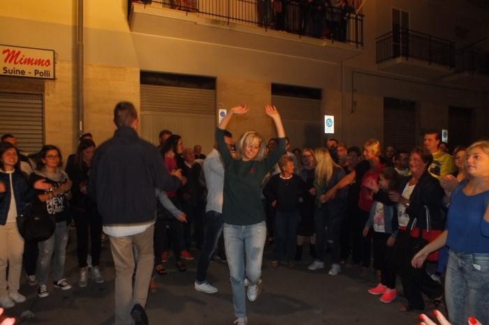 La serenata a Bari e provincia