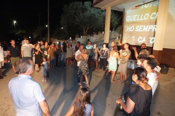 organizzare la serenata a Brindisi