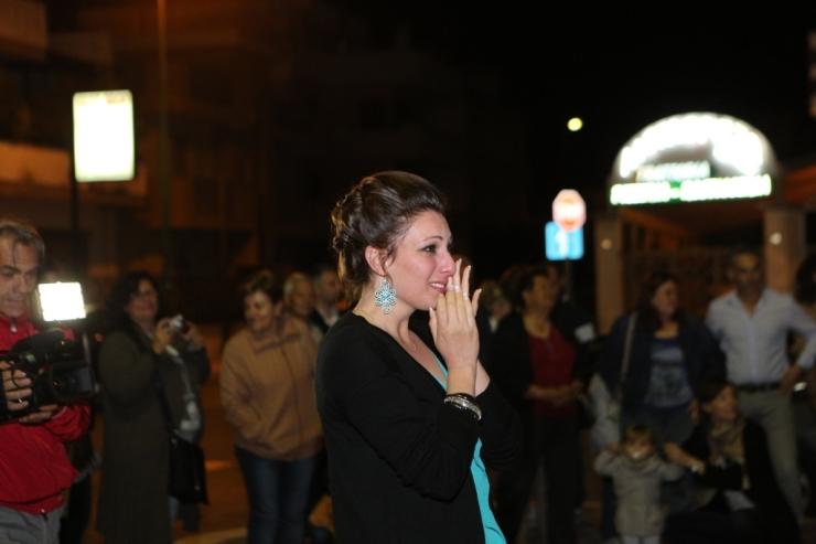 Lecce, la serenata evento dedicata alla futura sposa