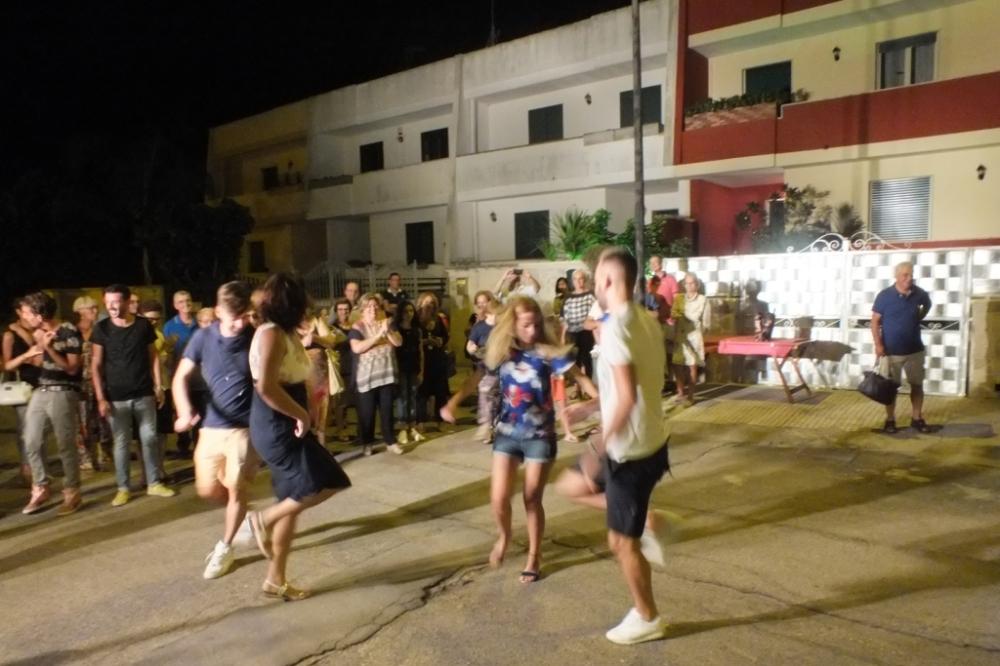 Paolo e Dalila Live organizzano la serenata in Provincia di Lecce