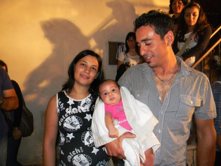 Paolo e Dalila Live organizzano la serenata in Provincia di Bari