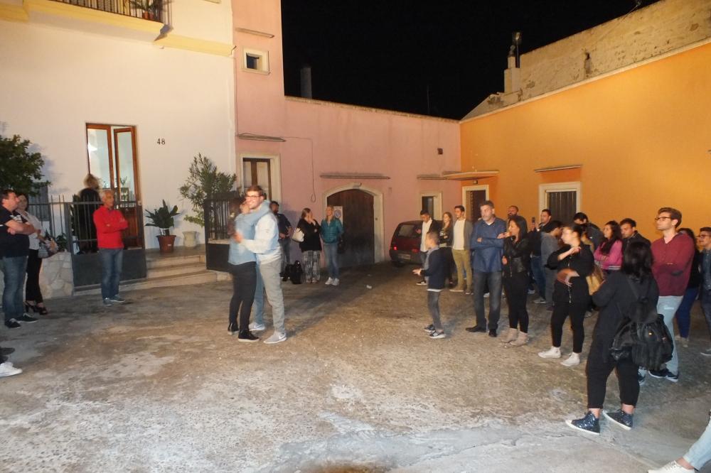 Organizzaznione musicale per la serenata pre matrimonio a Lecce