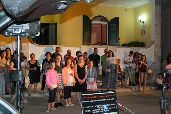 Lecce, Dedica alla futura sposa una serenata originale