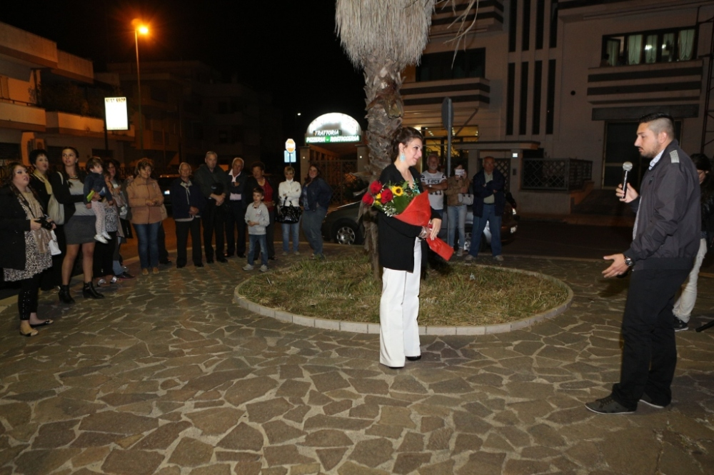 Lecce una serenata particolare