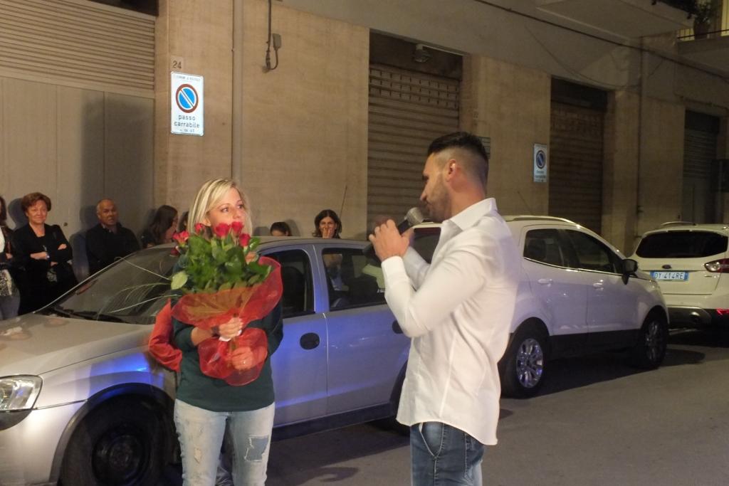 Serenata per la sposa a Bari