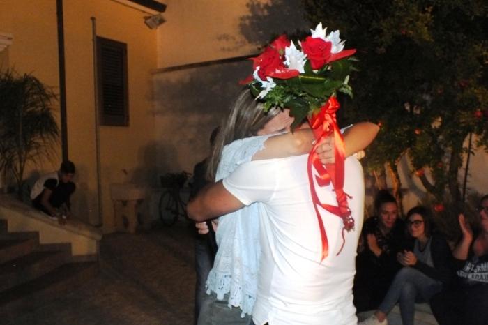 Tuglie - Lecce - La serenata alla sposa